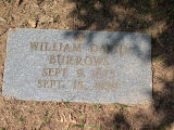 Burrows, William David