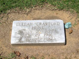 Hunt, Lullah Crawford