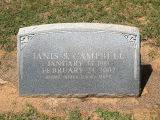 Campbell, Janis S.