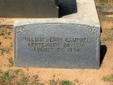 Campbell, William Perry