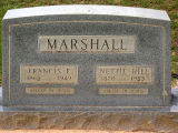 Marshall, Nettie Hill