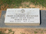 Buckner, Fred Gordon