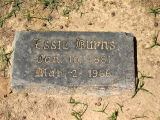 Burk, Essie Burns