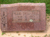 Neel, Allie Dell