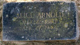 Arnold, Alice