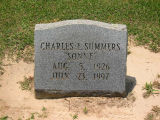"Summers, Charles F. ""Sonne"""