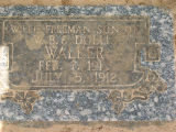 Walker, Willie Freeman