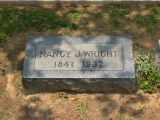 Wright, Nancy J.