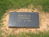 Stripling, Morgan M.