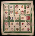 Audrey's Wedding Quilt