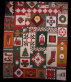 Christmas With My Friends Quilt