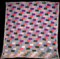 Phils Recycled Zig Zag Quilt
