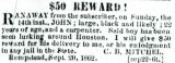 The Tri-Weekly Telegraph; Houston Telegraph