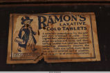 Medicine case label