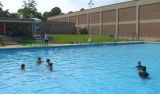 SFA Outdoor Pool