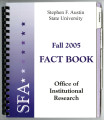 SFA Factbook Fall 2005