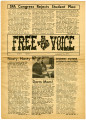 The East Texas Free Voice, Vol. 1, No. 1