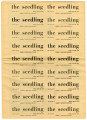 The Seedling, Vol. 2, No. 2