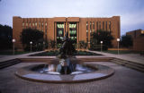 Ralph W. Steen Library and Sesquicentennial Plaza